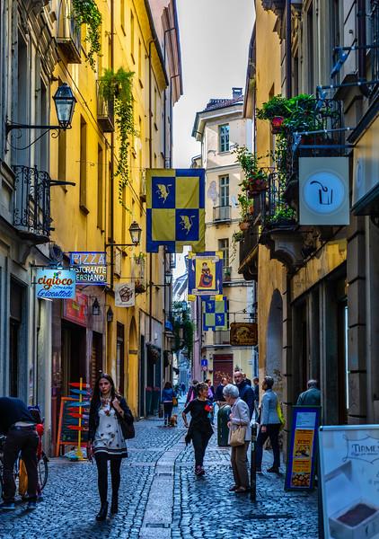 Turin Streets