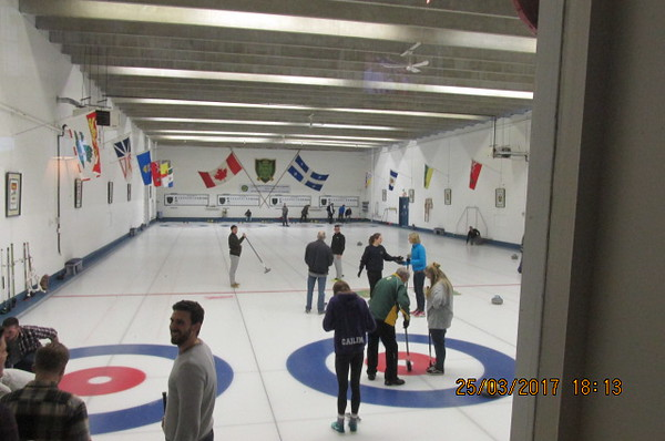 Curling for Dummies—Mar. 25, 2017