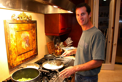 Marine Thanksgiving 2009
