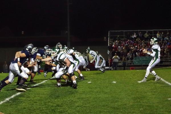 M.D: last football game