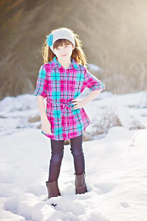 Little Cotton Dress winter