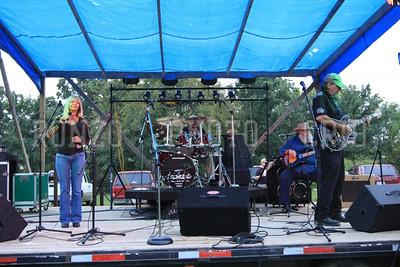Kevin Pariss Band 2009