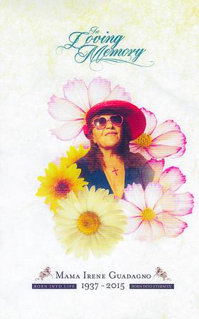 In Loving Memory of Mama Irene #MamaIrene 4-26-2015