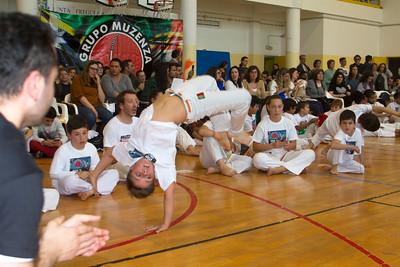 Encontro Internacional de Capoeira