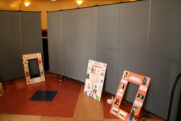 Third Grade Living Gallery 2008