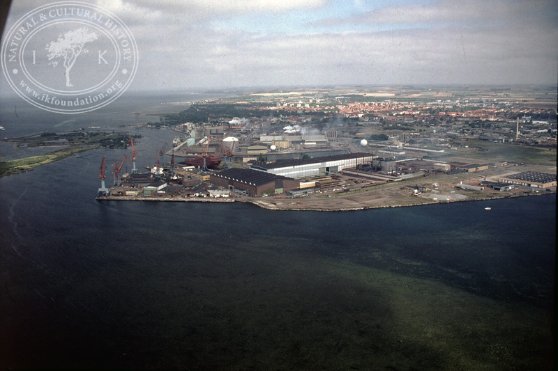 Landskrona fertilizer industry – Supra (1990) | PH.1215