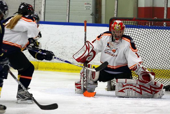 Spitfires vs. Mid-Fairfield CT Stars - Polar Bears 2009