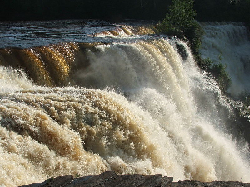 Kakabeka Falls, Kakabeka Falls Provincial Park, Ontario, Canada