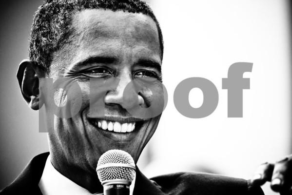 Obama Visits Lynchburg VA-8-20-2008