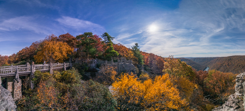 Autumn Cheat Canyon