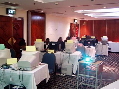 Botswana Quantifcation Training
