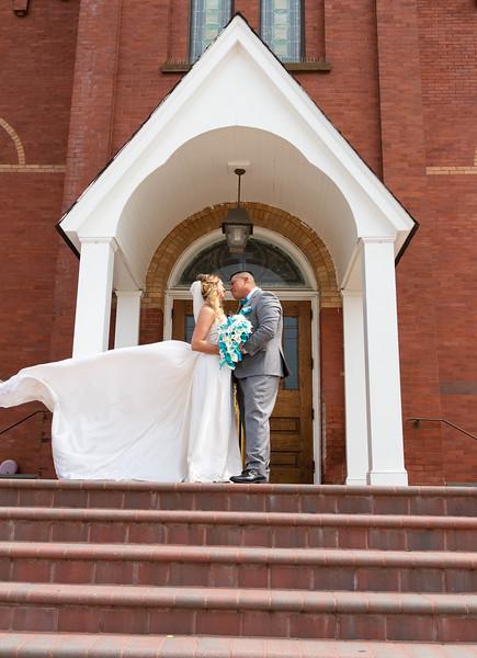 Gina & Luis Wedding
