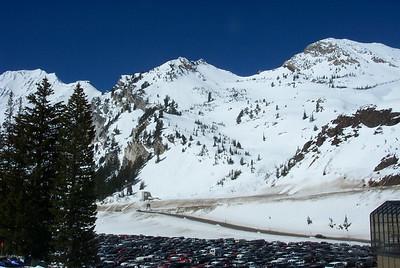 20000303 Alta Snowbird Trip