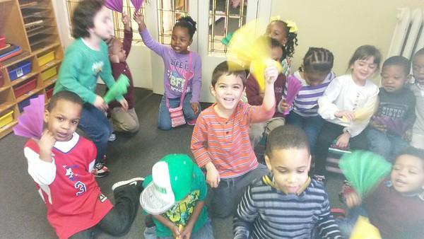 Pre-Kindergarten - Global Week 2015