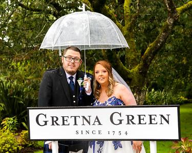 Mr & Mrs Rogerson Wedding 2020