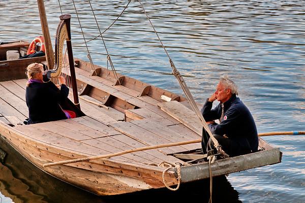 Harpe sur la Loire