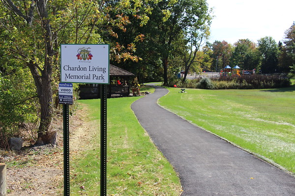 '17 Chardon Living Memorial Park Dedication