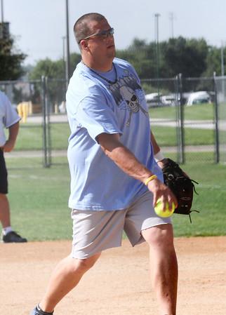 Guys softball at state tournament