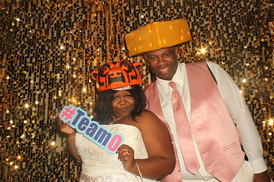 Chuck and Patriece's Wedding Photo Booth 2019