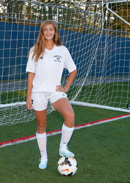 Randolph Girls Soccer Senior Photos