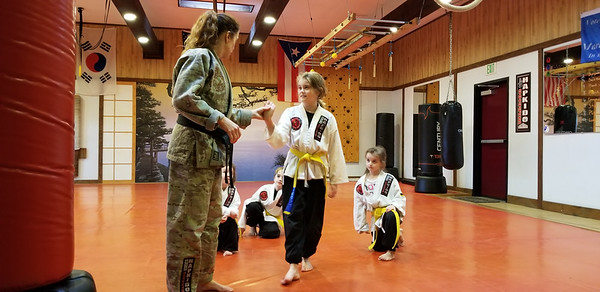 2019 PD Youth Hapkido