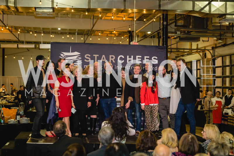 Awards2. 2018 StarChefs Tasting Gala & Awards Ceremony. December 11, 2018. Elyse Cosgrove Photography.ARW