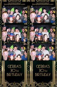 7/14/21 - Cierra's Birthday
