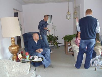 2011 - December Christmas Harry's