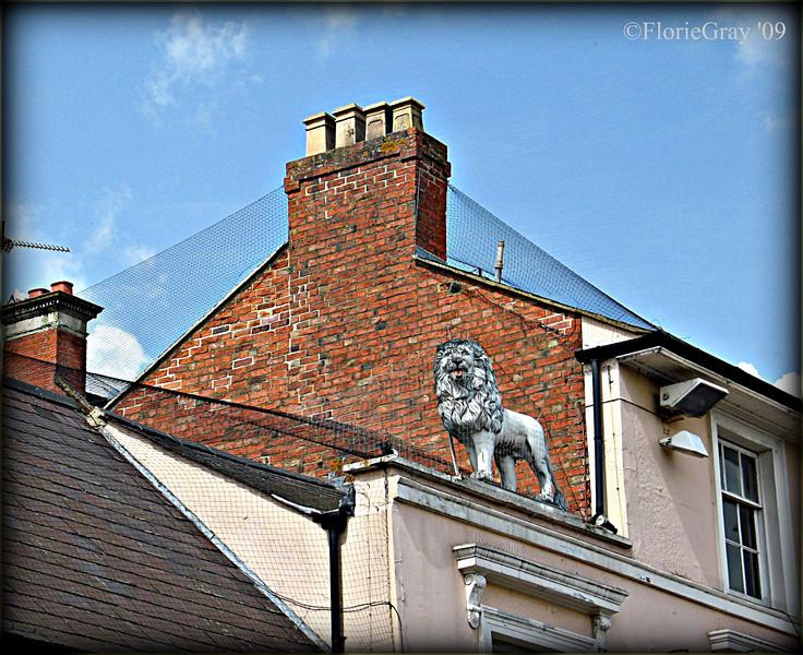 Roof Detail, Banbury