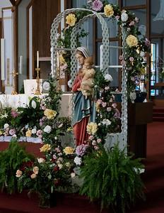 8:00 First Communion