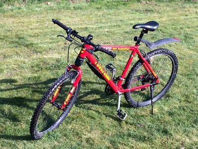 Cannondale VOLVO caad 2 mountainbike L
