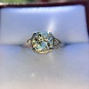 1.88ctw Platinum Filigree Solitaire Ring by C.D. Peacock, GIA S-T, VS 26