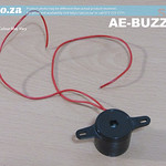 SKU: AE-BUZZER, DC 3-24V 85dB Industrial Continuous Sound Piezoelectric Buzzer Alarm with Mounting Holes