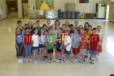 Class Photos at Flanders School - May 17, 2004
