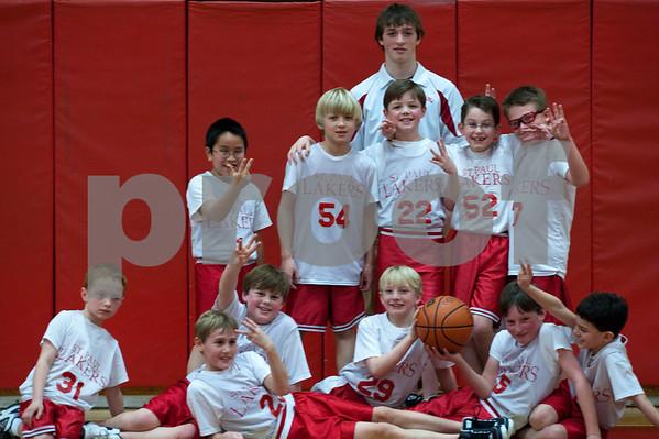 St. Paul White v St. Paul Red, Boys, 3-13-10