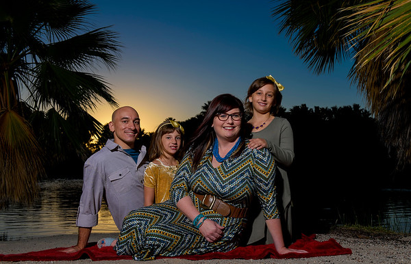 Ciaravella Family Portraits