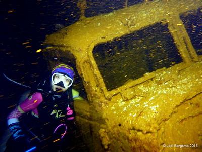 Wreck - Hiyo Maru 2016