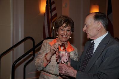 3-28-2012 Judge Barbara Lynn @ Dallas Bar Foundation