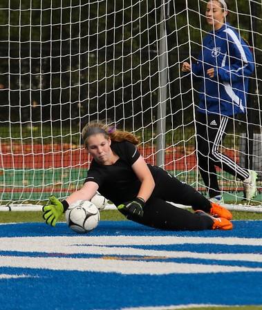 PR GIRLS Varsity Soccer Regional Champs vs Goshen 11-5-16