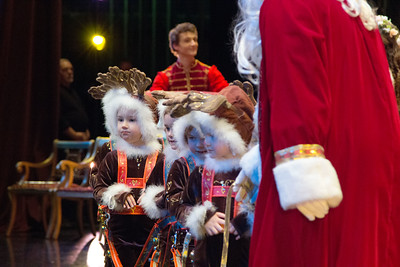 From the Wings - Little Reindeer