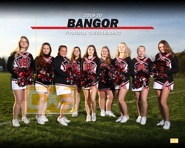 Bangor football cheer FBC19
