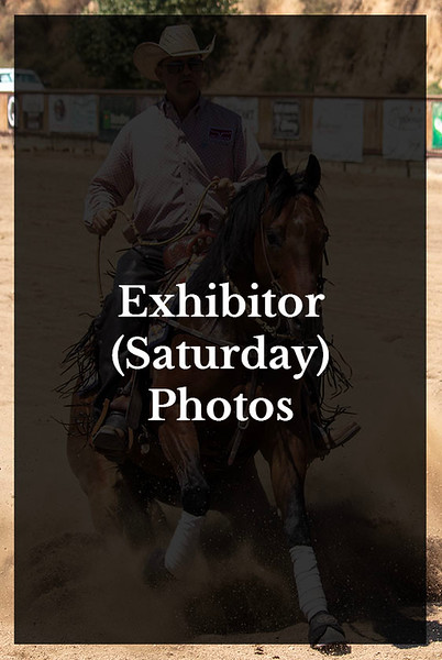 Exhibitors - Saturday