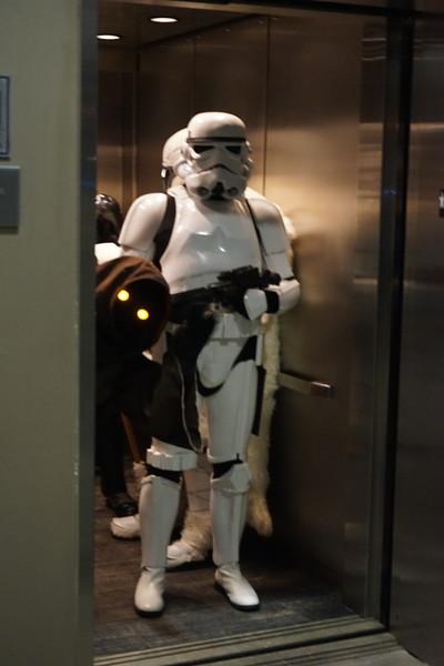 Star Wars Night at the Lancers 2/8/19
