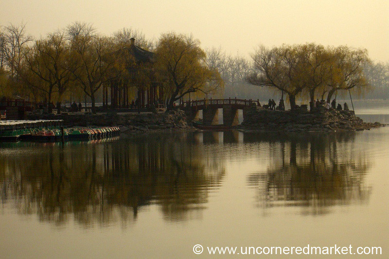 Summer Palace in Autumn - Beijing, China