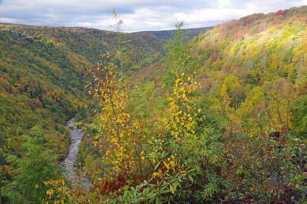 Weekends in West Virginia, Fall 2016