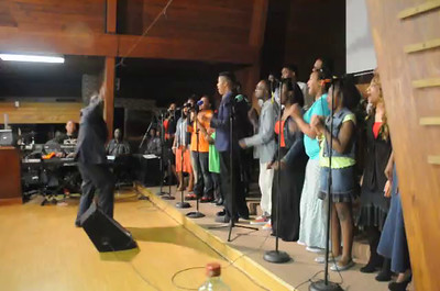 Inaugural Musical St. Mark Cathedral March 14, 2015
