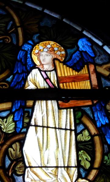 Burne-Jones Angels
