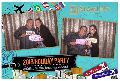 Seamless Flooring 2018 Holiday Party