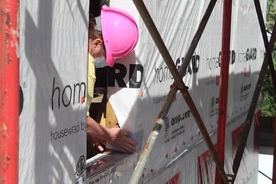 Construction Volunteers: 4-8-2021