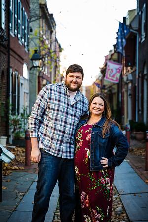Maggie + Corey | Old City Philadelphia | 11.16.2020